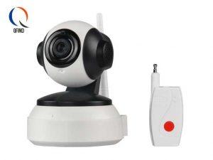 Beveiligingscamera voor senioren